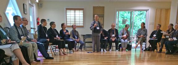 Large group meeting