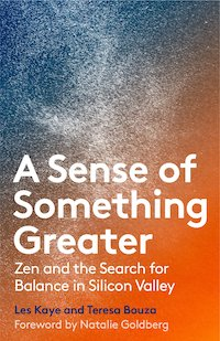 Book: A Sense of Something Greater